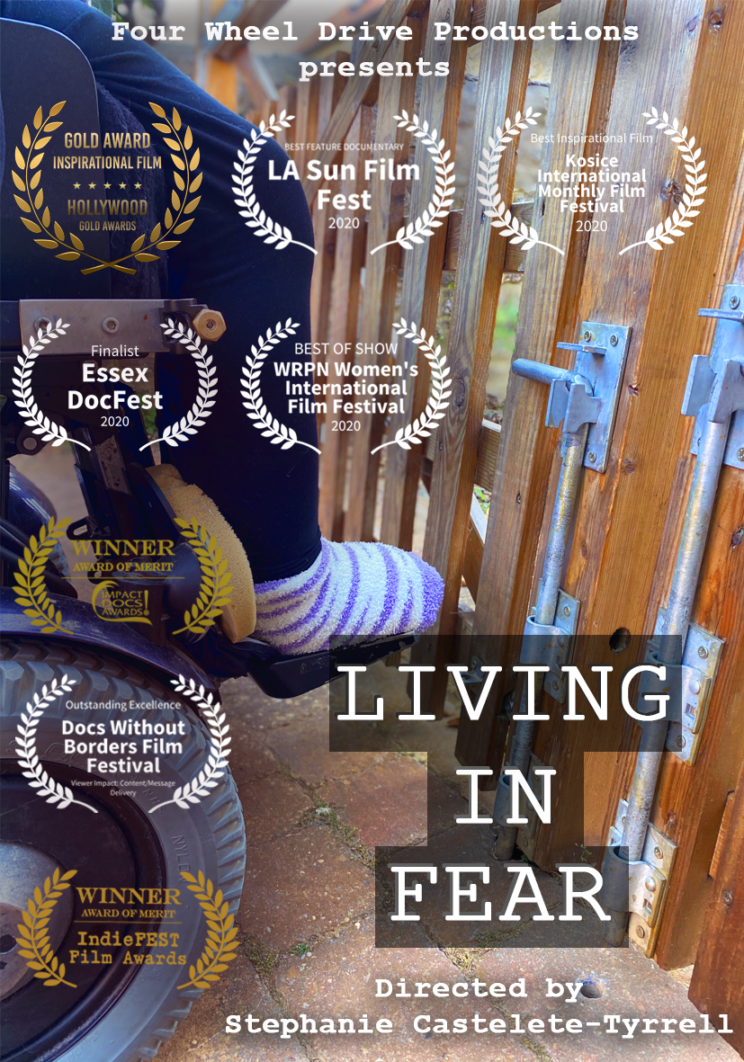 Living In Fear poster