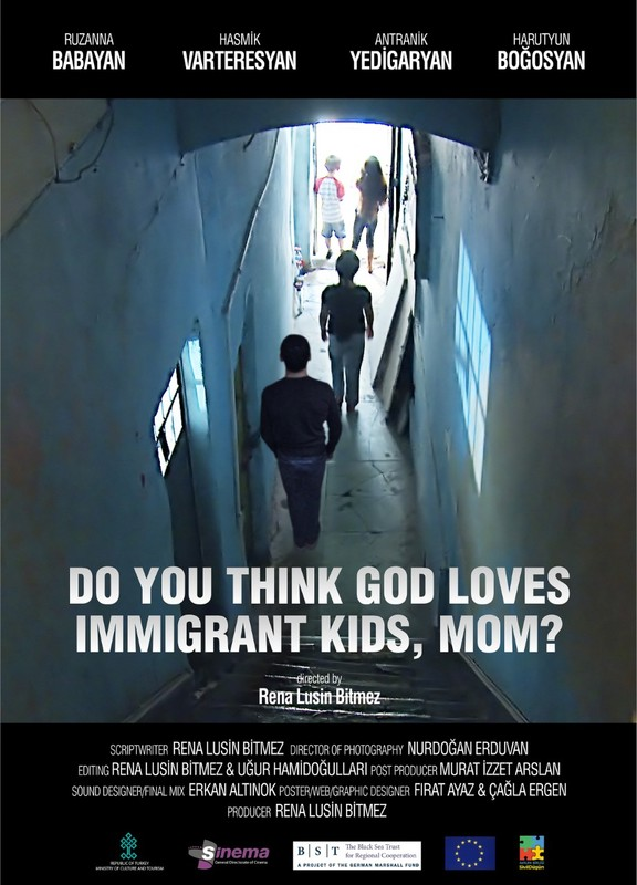 Do You Think God Loves Immigrant Kids, Mom?