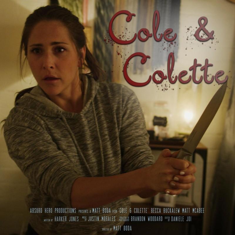 Cole & Collette Poster