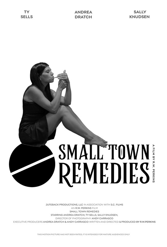 Small Town Remedies Poster