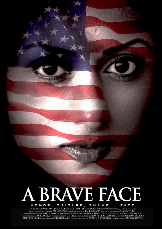 A Brave Face Poster