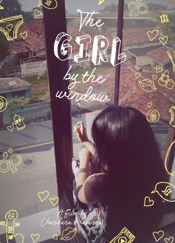 The Girl by the Window-poster